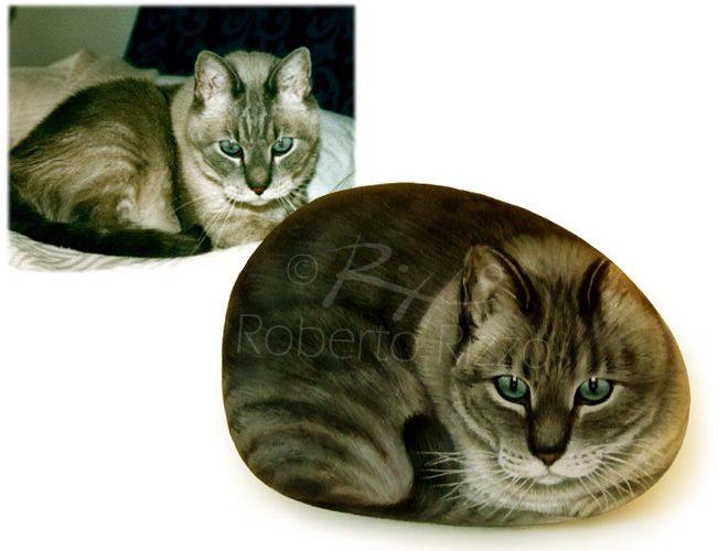 Sassi-dipinti-ritratti-gatti-ercole