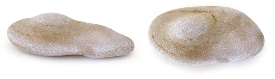 Sassi dipinti - pietra per caretta