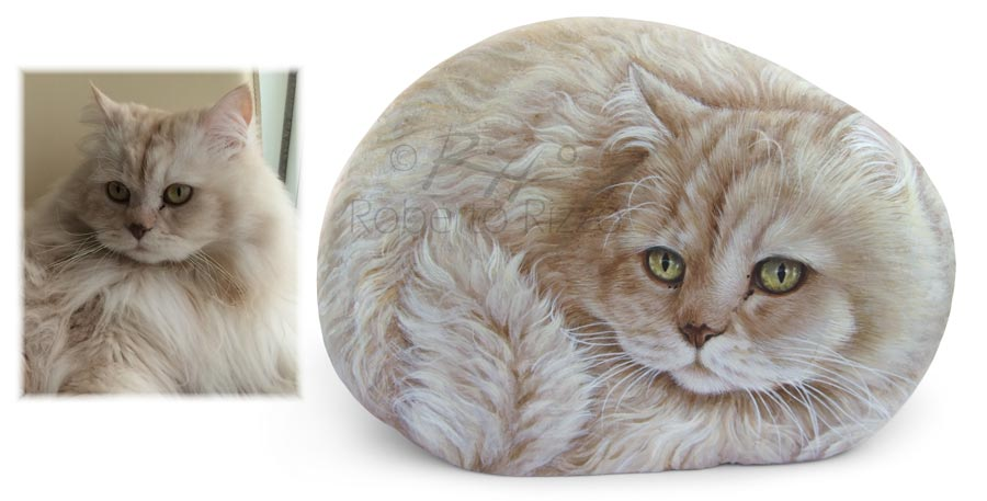 Ritratti di gatti | Romeo
