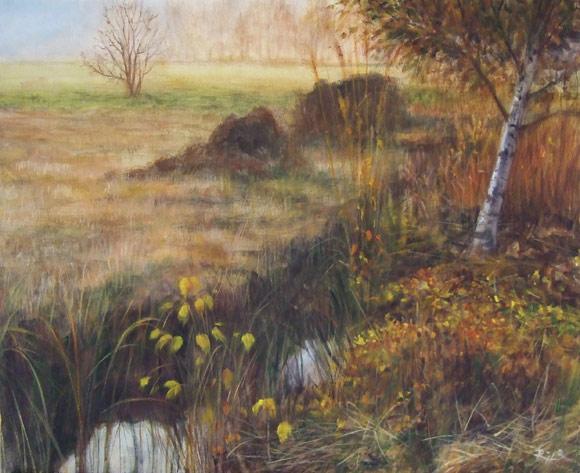Paesaggio Dipinto